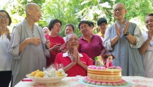Birthday Celebration of Patient